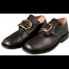 Economy Mens Shoe with Buckles