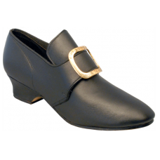 Connie Shoe Smooth Black 10% off msrp