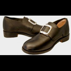 Ligonier Shoe Smooth Black 20% off MSRP of in-stock sizes