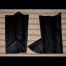 Gaiters Leather Half