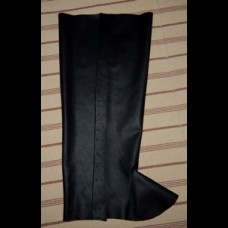 Gaiters Tall Leather