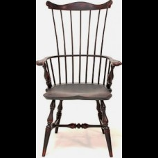 Chair New England Fan Back Arm 10% off msrp